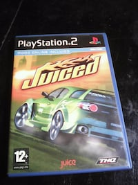PS2 juiced