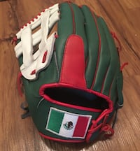 MEXICO CUSTOM Baseball/Softball Glove, 13 LHT NEW