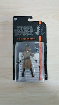 Star Wars Black Series Mace Windu Istanbul