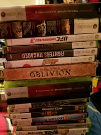 assorted-title DVD case lot Spring Hill, 34606