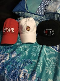 Champion Hat, Tupac Hat and, Chinese New Year raptors (only purchased at game) Dundas, L9H 0B7