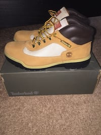 Size 12 Timberlands Greenbelt, 20770