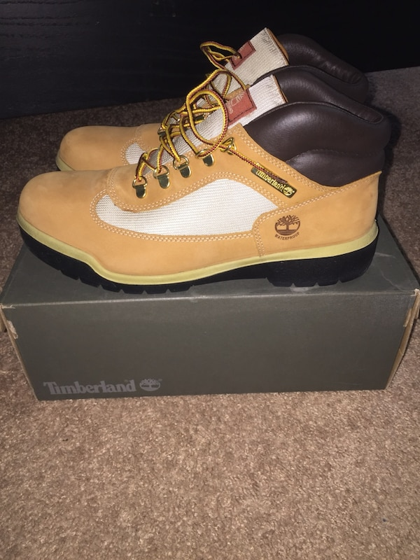 Size 12 Timberlands