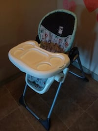 Baby high seat