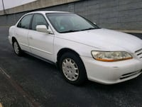 Honda Accord LX white. 2001  Silver Spring, 20910