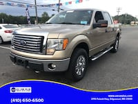 2011 Ford F150 SuperCrew Cab for sale Edgewood