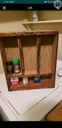 Spice rack w/ Delivery
