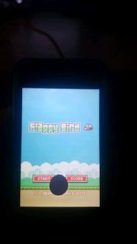 iPhone with flappy bird Mississauga, L5B