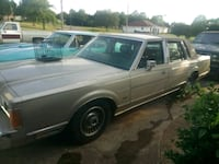 Lincoln - Town Car - 1988 Harvest