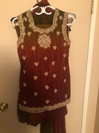 Indian lengha size medium Brossard, J4W 2W4