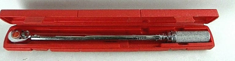 "Snap-on 1/2"" Drive Torque Wrench QJR3209C"