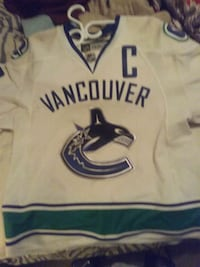 Vancouver  Canucks, Game Jersey  Surrey, V3V 7C1