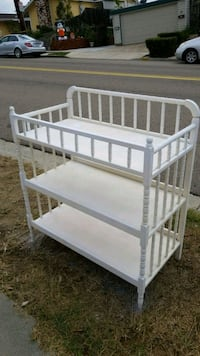 Baby Changing table white San Diego, 92111