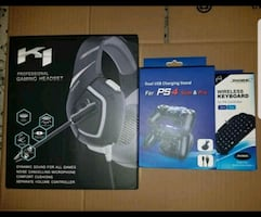 PS4 Combo Package #3