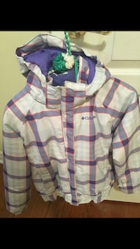 Girls Columbia winter jacket size 14-16 Vaughan, L4H 0T3
