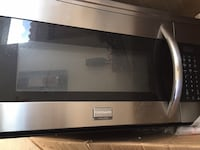 stainless steel and black microwave oven Las Vegas, 89148