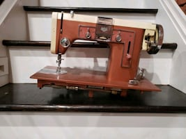 Kenmore 70s sewing machine