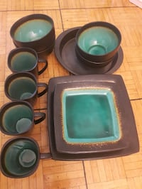 Dinnerware Set. 16 piece Toronto, M6H 2V7