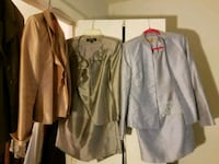 Suit gray size 6 and 8 Hyattsville, 20785