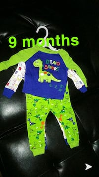 baby boy 2 pijamas South Bend
