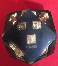 """2""""x2""""x2"""" Chicago paperweight Los Angeles, 90010"""