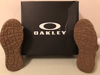 Unworn Men's Oakley Light Assault 2  Boots - Coyote Brown - Size 8.5 (true fit) Herndon, 20171