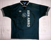 Camiseta Ajax 1995 1996 6116 km
