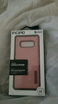 Pink,purplish Case from Incipio for galaxy note8 Oxford, 19363