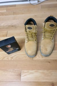 Work Boots (Unused for Work) with boot care kit  Danbury, 06810