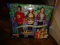 Hannah Montana With Friends 3pk Dolls  San Francisco, 94118