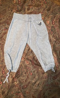 Girls Sweat Capris Size S(7/8) Oklahoma City, 73109
