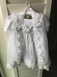 Baptism three piece brand new outfit 6 months. Toronto, M3C 4J1