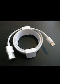 New iPhone charging cable lightning to USB  Toronto, M9L 2H8