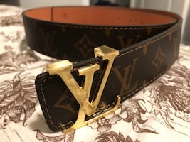 Louis Vuitton belt 60 OBO can deliver as well