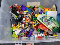 25 lbs. assorted bulk Legos!  Pine Bush, 12566