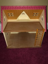 Antique doll house  WASHINGTON