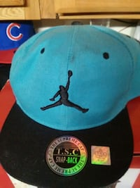 blue and black Air Jordan fitted cap Citrus Heights, 95621