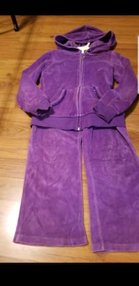 Girls sweatpants and sweater size L 6 Bellflower, 90706
