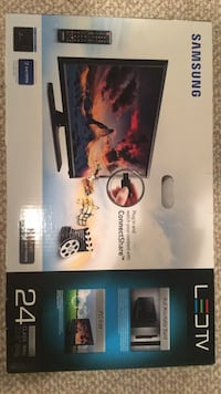 """24"""" Samsung TV Middle Grove, 12850"""