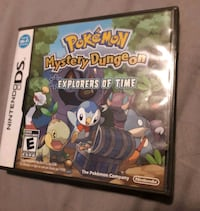 Pokémon Mystery Dungeon: Explorers of Time Waterloo, N2T 2T8