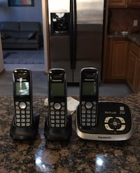 Panasonic land line phones