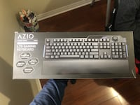 AZI0 L70 Gaming KeyBoard Cambridge, N1R 4X6