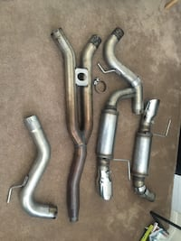 MBRP RACE VERSION EXHAUST FOR MUSTANG ECOBOOST AND OTHER  CARS Las Vegas, 89129