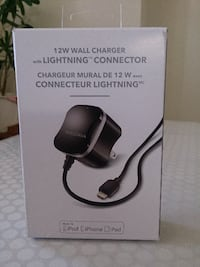 Insignia Lightning Wall Charger  Scarborough