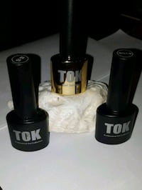 Tok nail UV GEL polish Surrey, V3V 7H2