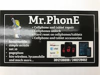 MRPHONE. STORE. REPAIR ANY CELLPHONE AND TABLETS.