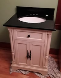Brand new bathroom vanity