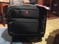 Swiss air laptop bag and carry on  Markham, L3T 5W3