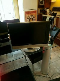 black flat screen tv Longueuil, J4P 3L4