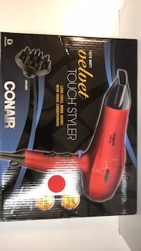 black and red Remington hair clipper with box Washington, 20010